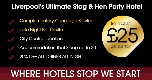 Hen Party Offers