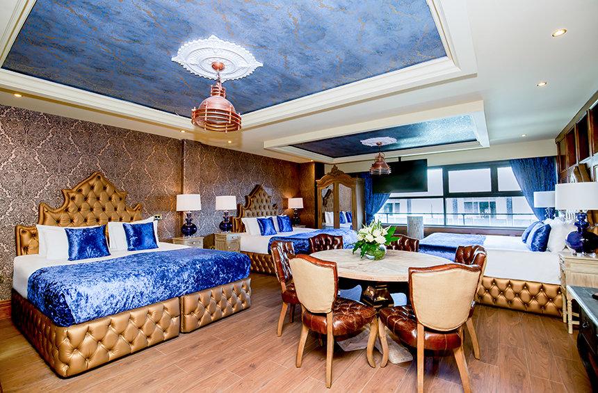 Haig Suite - Signature Living party apartment