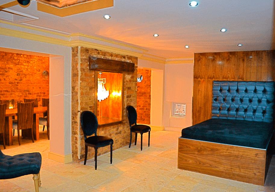 Luxury Group Accommodation