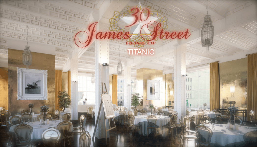Titanic Liverpool