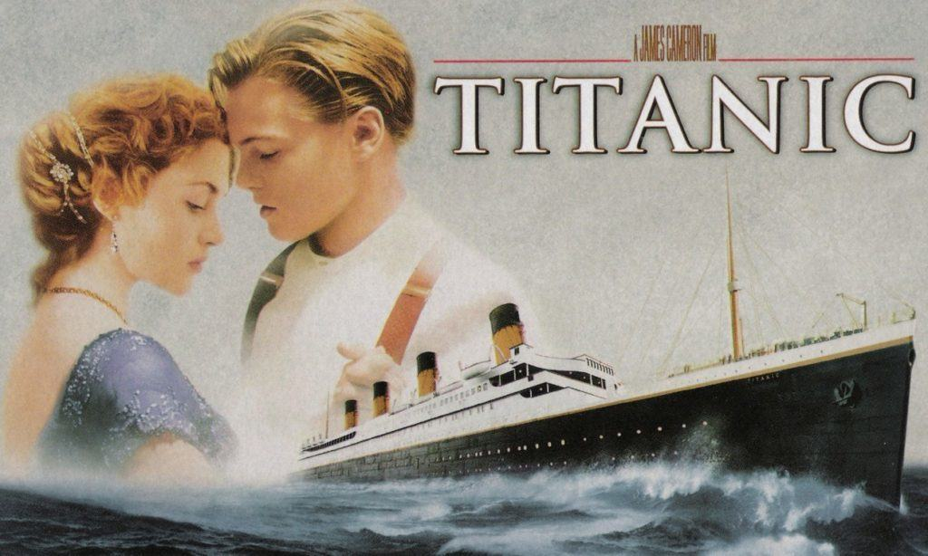 James Cameron Titanic