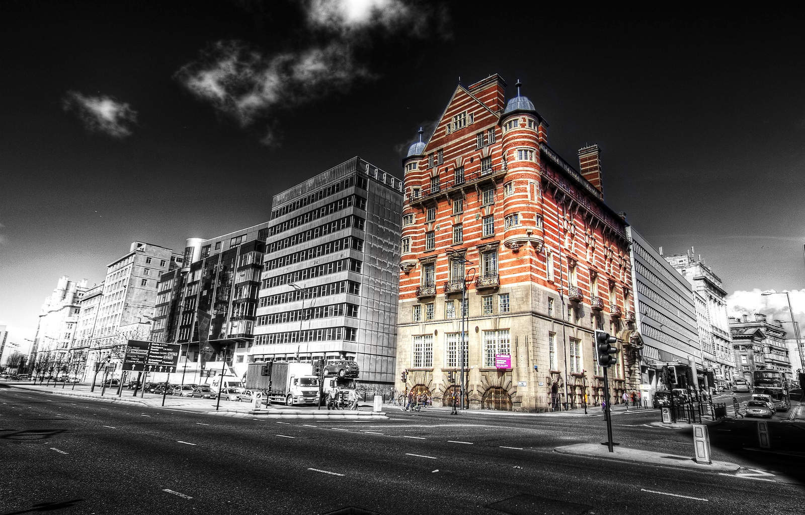 Star Hotels In Liverpool Uk