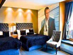 James Bond Duplex party apartment in Liverpool