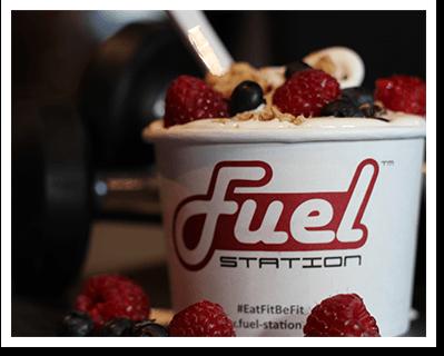 Fuel Station Kitchen