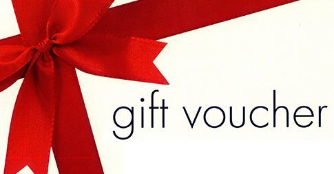 Gift Vouchers For The Perfect Last Minute Present