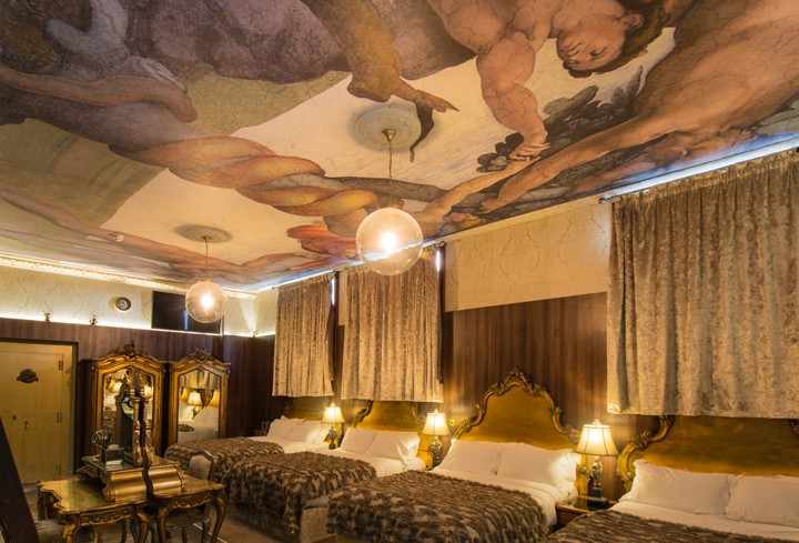 Luxury Spa Hotels Liverpool