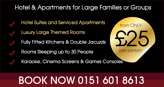 Large Family Accommodation