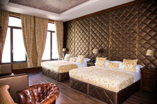 Shankly Hotel Menu