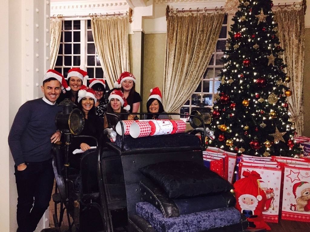 Christmas foster event at 30 James Street