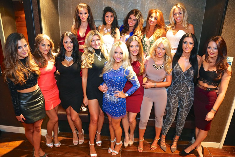Hen Party Ideas For Small Groups: Ultimate Girls Package