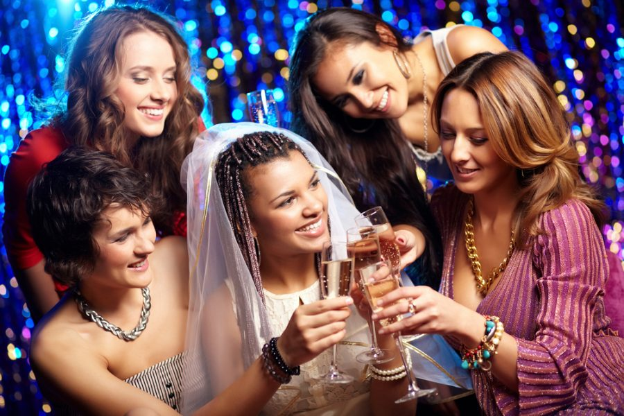 The ultimate hen party with Signature Living