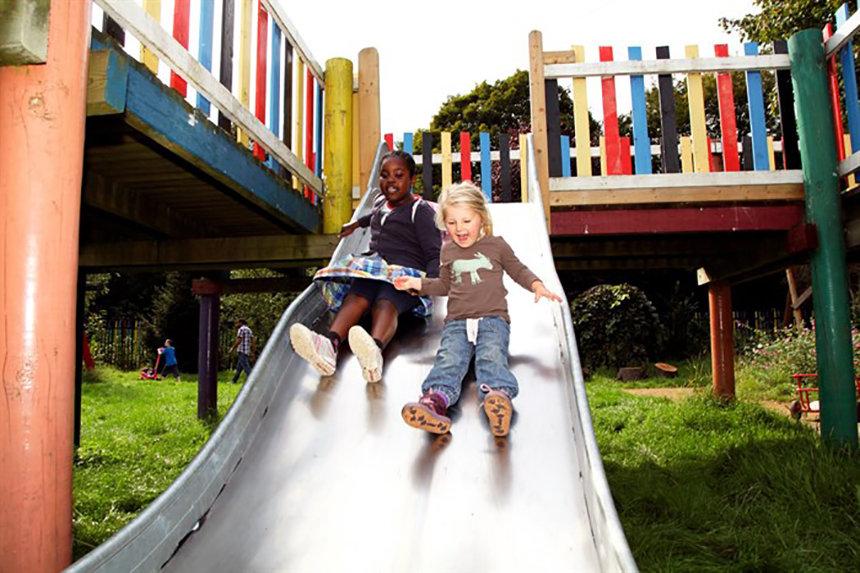Adventure Playground Hackney