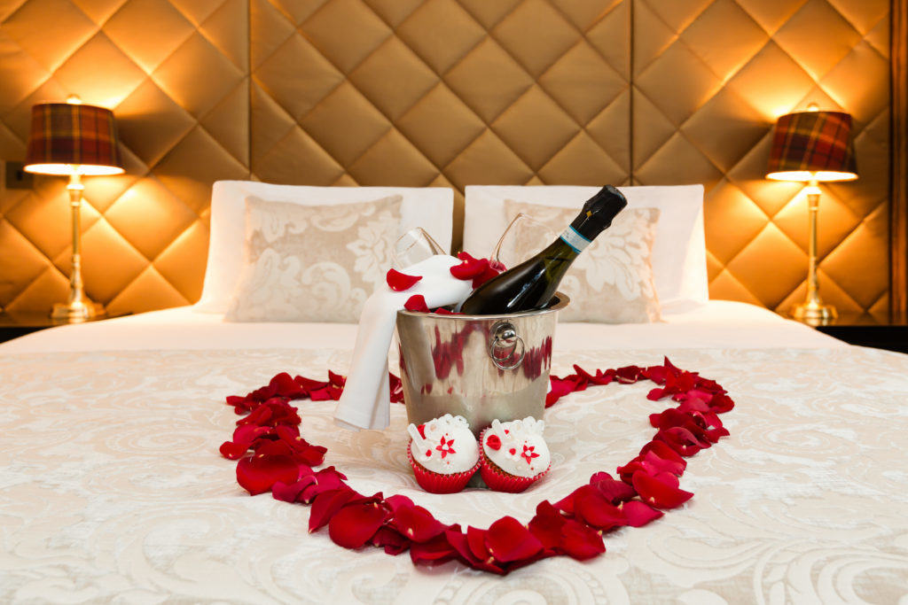Valentine's day at The Shankly Hotel