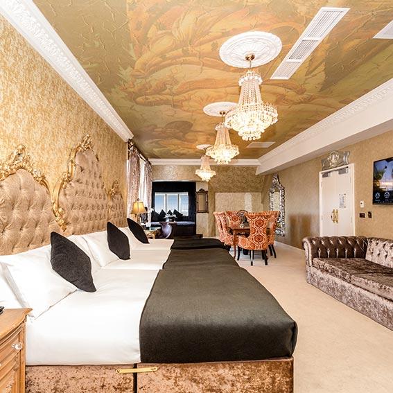 Sanctum Room Signature Living