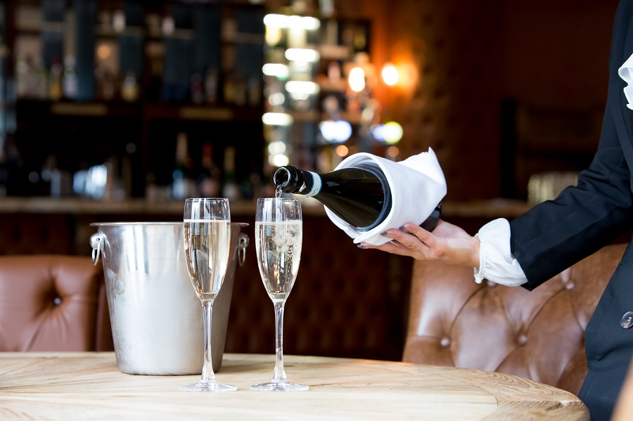 Bastion Bar Champagne - Valentine's Day Offers