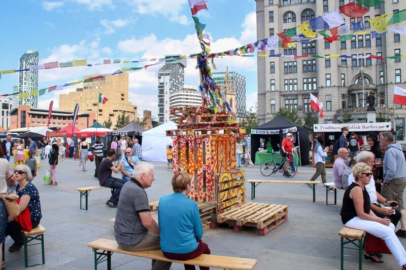 Independent Liverpool Food And Drink Festival August