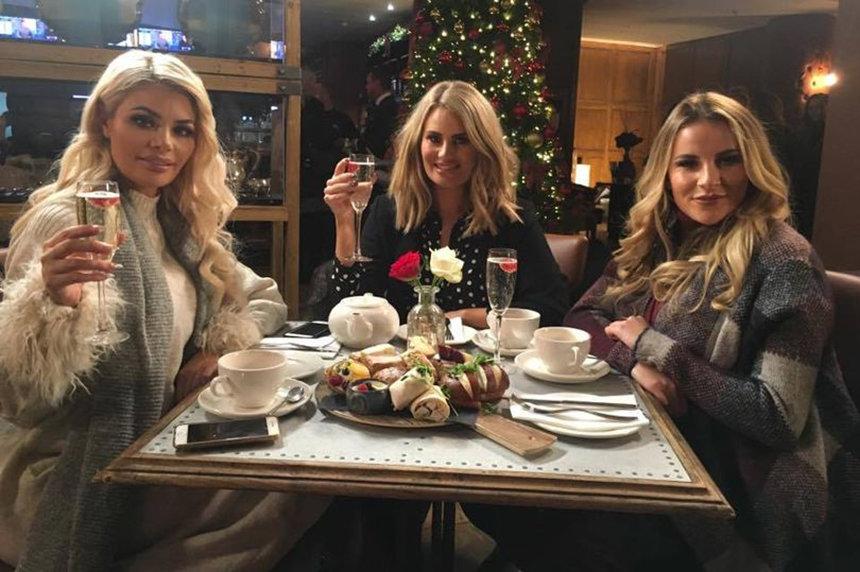 Essexmas at The Shankly hotel - afternoon tea
