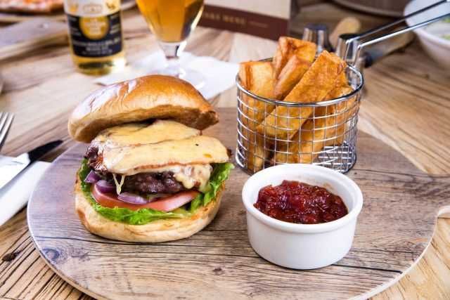 Shankly Burger - weekend in Liverpool