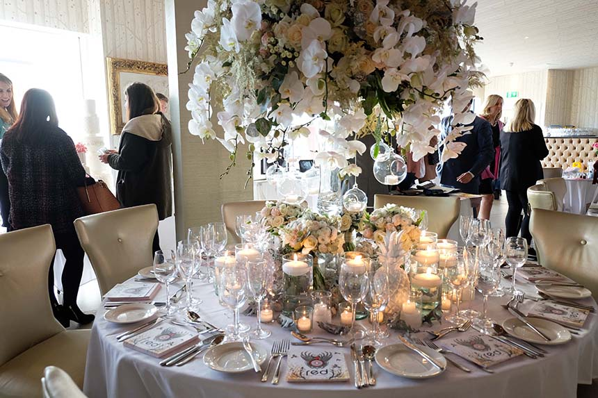 Wedding Show at the Garden of Eden Signature Living 2016