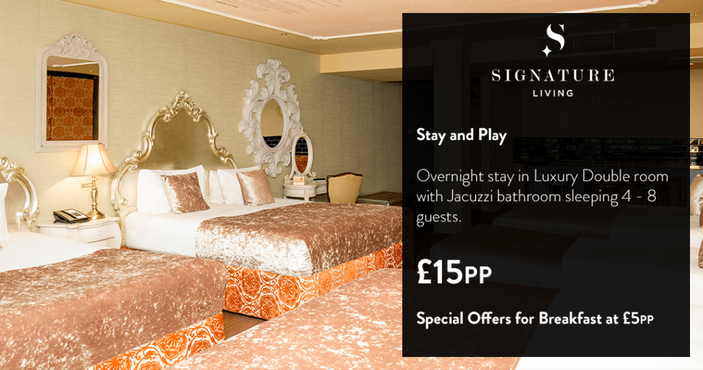 Stay and Play ultimate apt - Liverpool accommodation offers