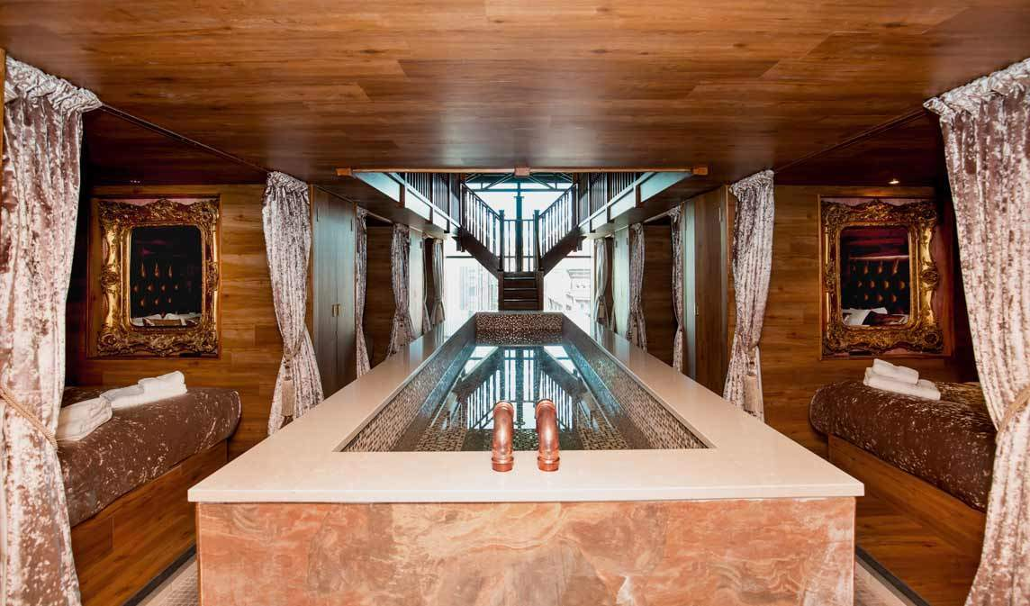 lp pool room