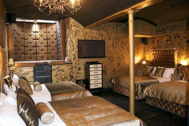 Original Vault bedroom