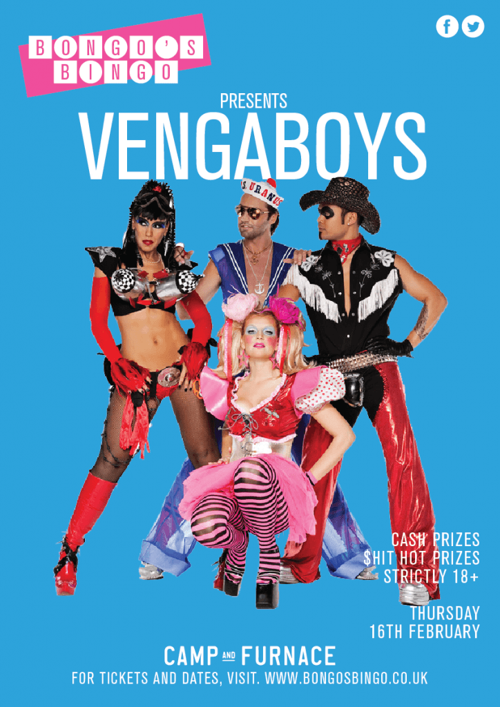 What's on in Liverpool - Vengaboys
