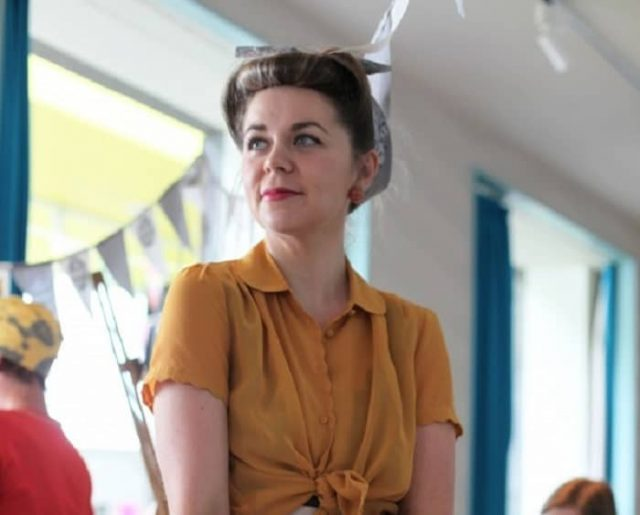 Vintage on the Dock - fashion events in Liverpool