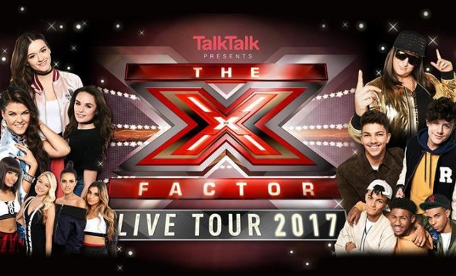 X Factor Live - what's on in Liverpool