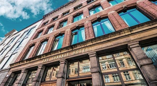 Shankly Hotel - Liverpool hotels