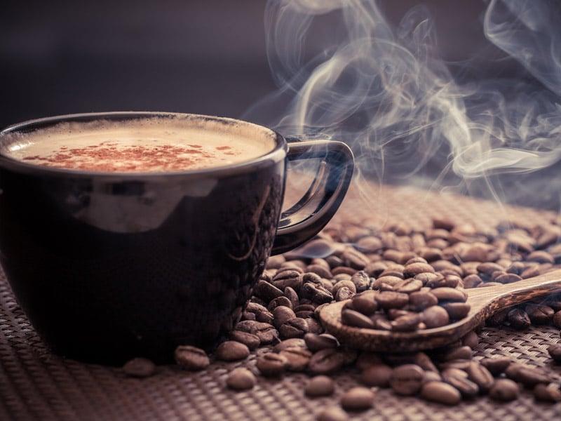 St Patricks hangover coffee