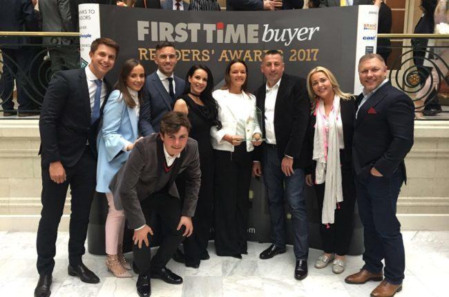 Signature Living win award