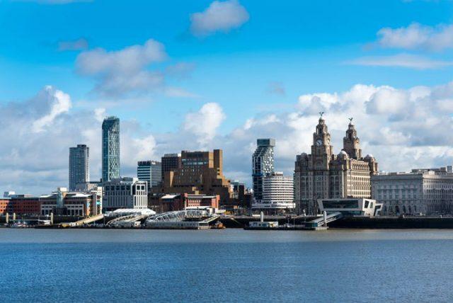 weekend in Liverpool