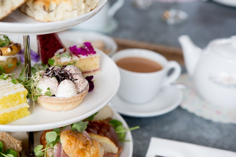Carpathia Afternoon Tea - National Tea Day in Liverpool