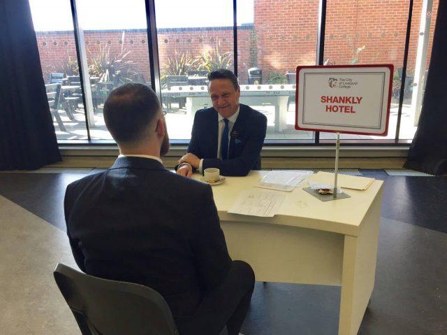 recruitment day Signature Living Liverpool apprenticeship
