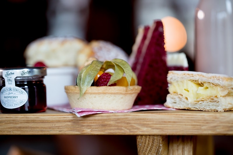 Bastion Afternoon Tea - National Tea Day in Liverpool