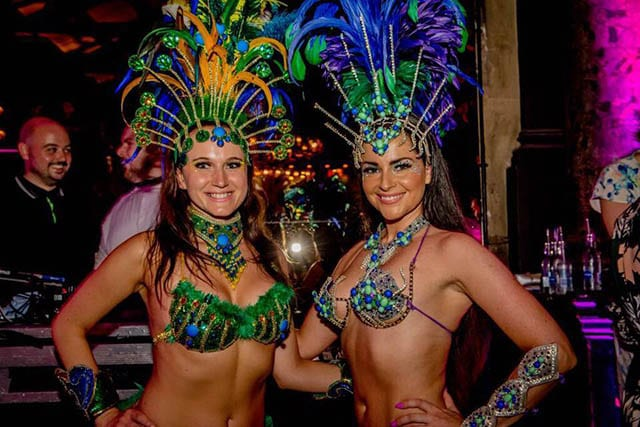Alma de Cuba Samba Dance Classes
