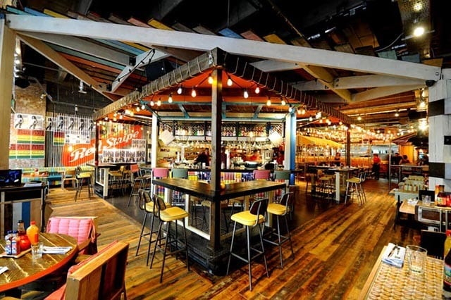 Best Restaurants For Parties In Bristol