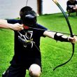Stag do activities in Liverpool combat archery