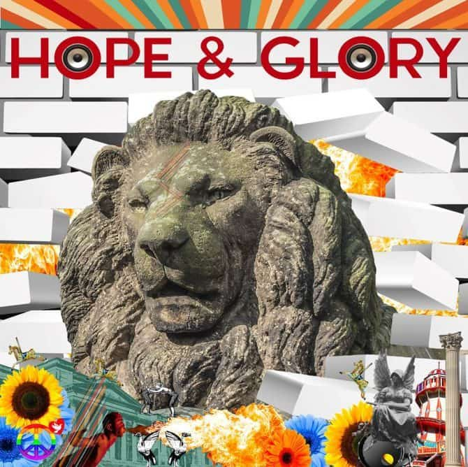 August events in Liverpool - Hope and Glory