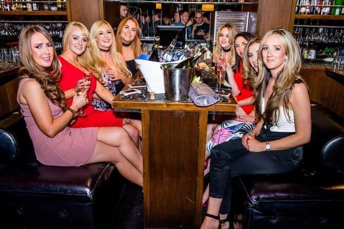 bar booths in Liverpool - Alma de Cuba
