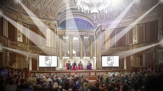 British Style Collective St Georges Hall