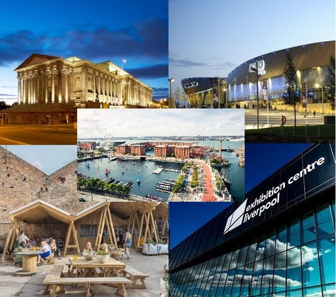 British Style Collective Venues in Liverpool
