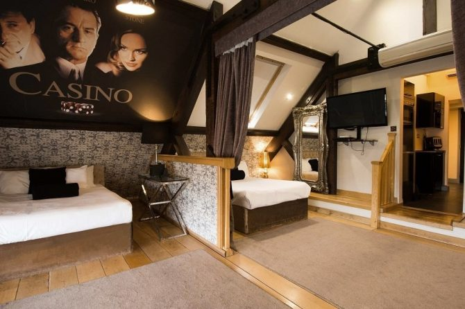Casino - Liverpool accommodation