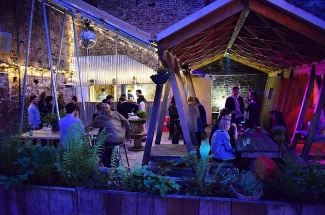 British Style Collective creative hub Constellations