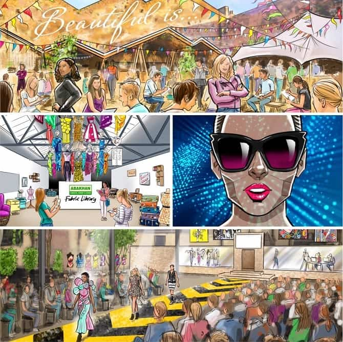 British Style Collective creative hub