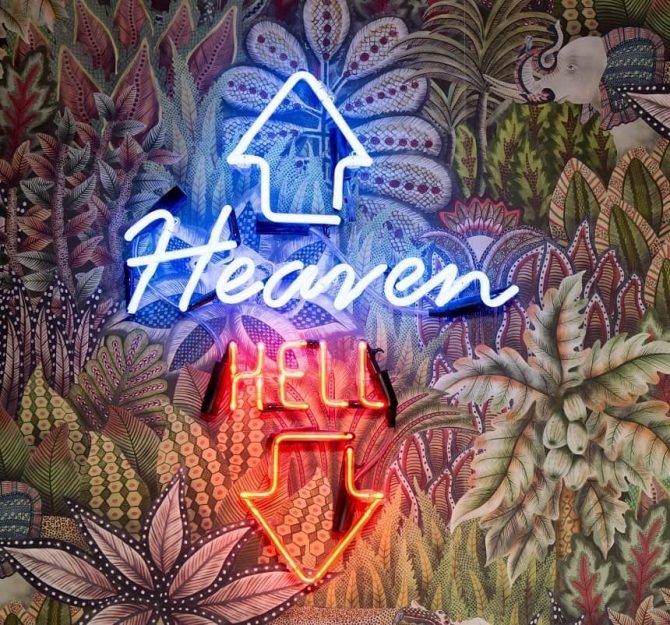 Heaven and Hell - Liverpool accommodation
