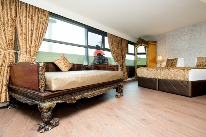 The Opium Suite - Liverpool accommodation