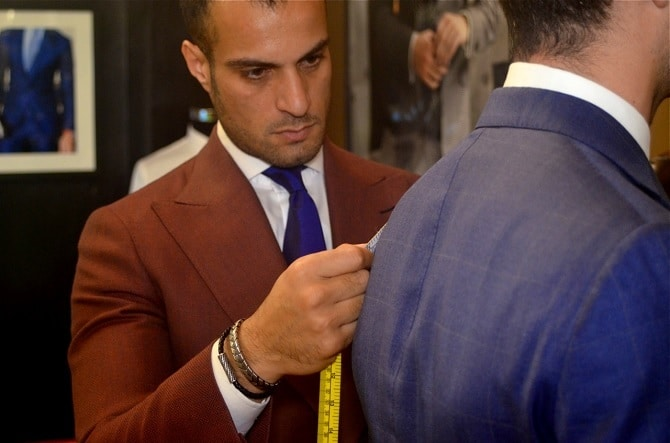 bespoke tailoring guide to shopping in Liverpool