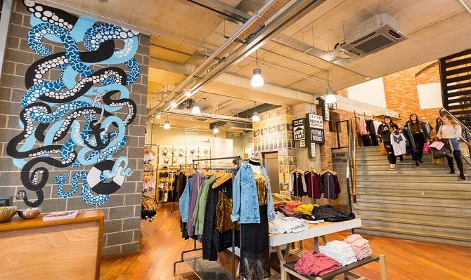 Urban Outfitters - a guide to shopping in Liverpool